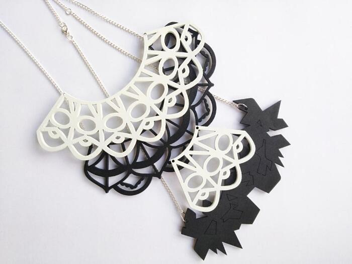 I gioielli in legno di EVeDesignLab