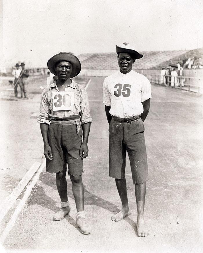 Maratona Olimpiadi 1904 St. Louise