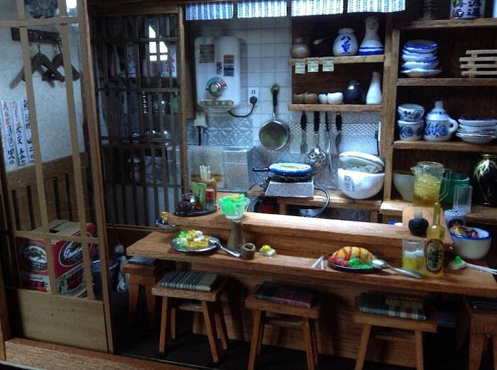 Miniature Case Giapponesi Simon Lo
