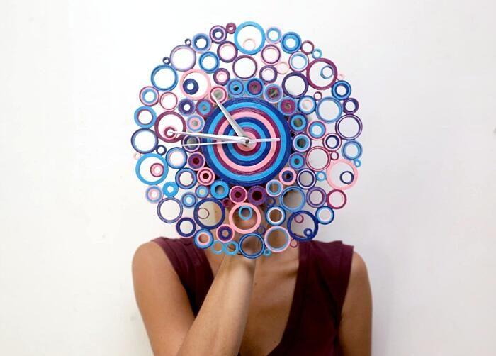Carta, colla e tanta pazienza! Le creazioni di carta personalizzate di MiGiraLaCesta