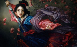 Artista crea dipinti ad olio ispirati ai personaggi Disney
