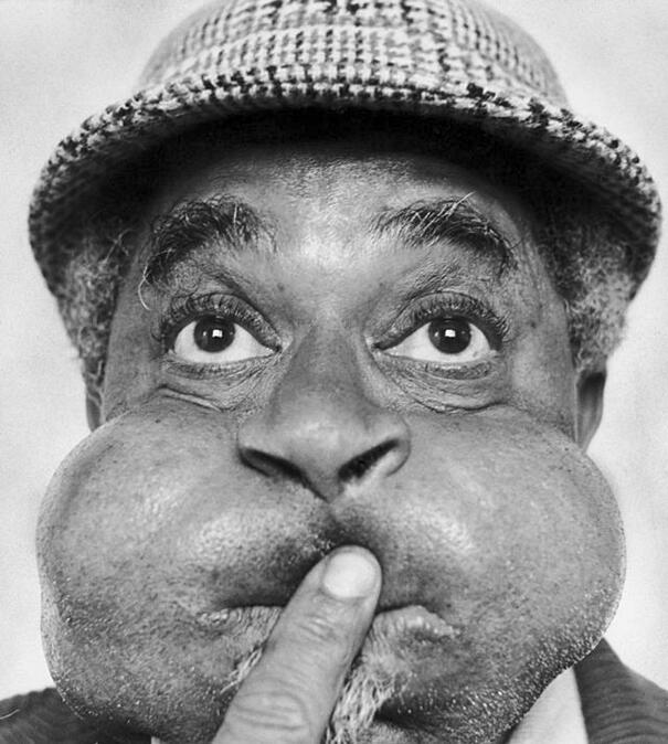 Dizzy Gillespie Guance Foto