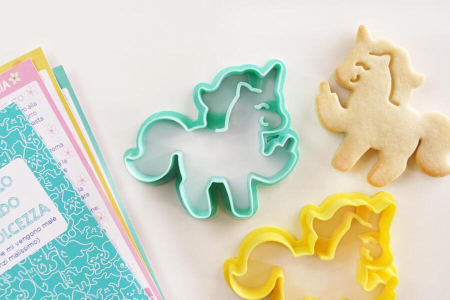 Divertenti formine per biscotti - Sfuncookies