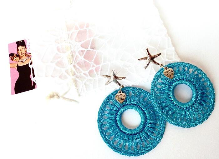 Gioielli handmade Sipario di Perle