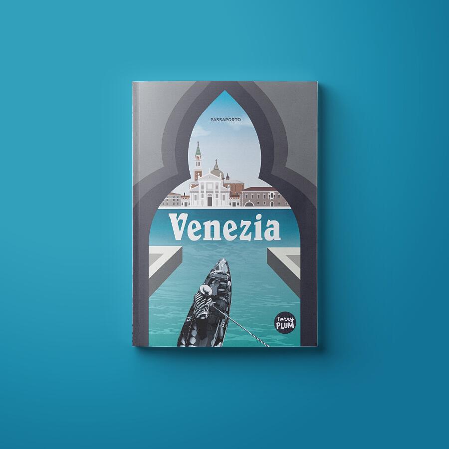 Passaporti personalizzati diario di viaggio - TerryPlum