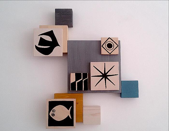 Arte, artigianato, ecologia: i manufatti eco-simbolici di Stefania Zini