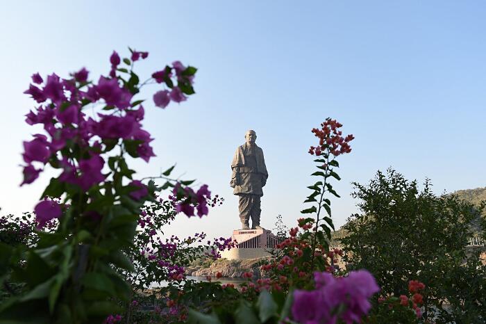 Statua Dell'Unità India
