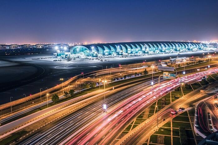 Aeroporti Più Belli Del Mondo Aeroporto Internazionale di Dubai