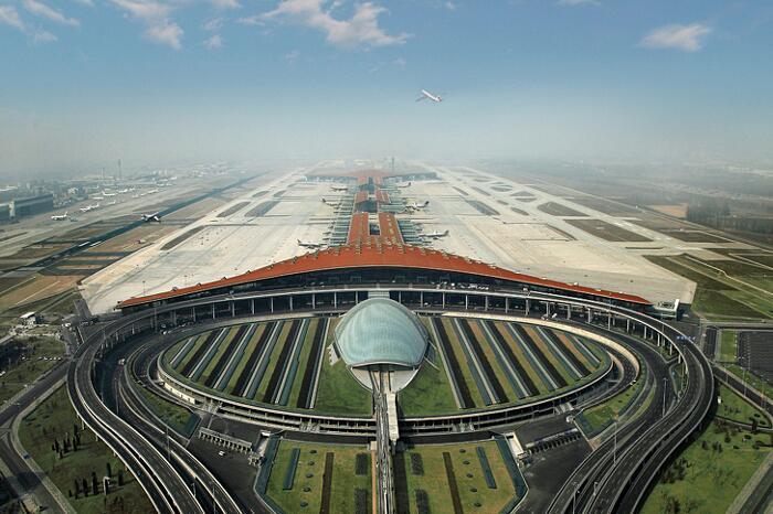 Aeroporti Più Belli Del Mondo Aeroporto di Pechino-Capitale Cina