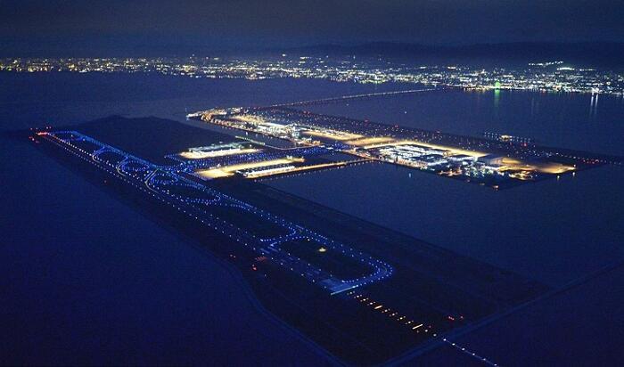 Aeroporti Più Belli Del Mondo Aeroporto Internazionale del Kansai Giappone