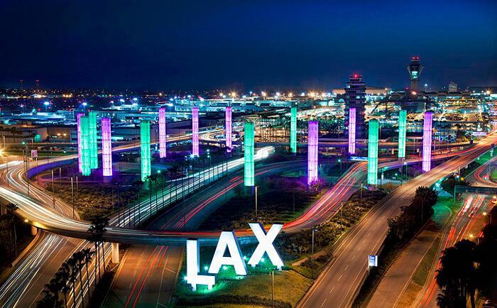 Aeroporti Più Belli Del Mondo Aeroporto Internazionale di Los Angeles