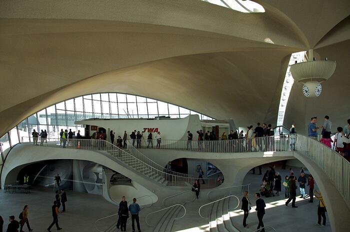 Aeroporti Più Belli Del Mondo Aeroporto Internazionale John F. Kennedy New York City