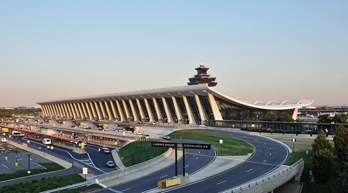 Aeroporti Più Belli Del Mondo Aeroporto Internazionale di Washington-Dulles Washington