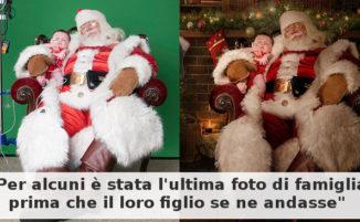 Fotografi creano un magico Natale per i bambini negli ospedali, per alcuni potrebbe essere l'ultimo
