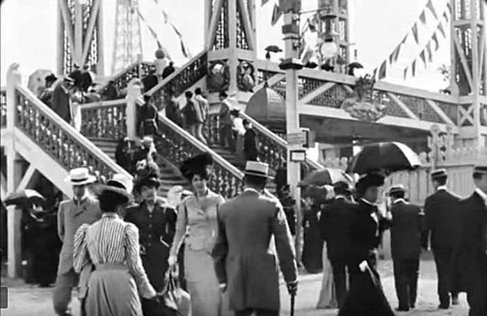Un bellissimo video mostra come si viveva a Parigi alla fine del 1900