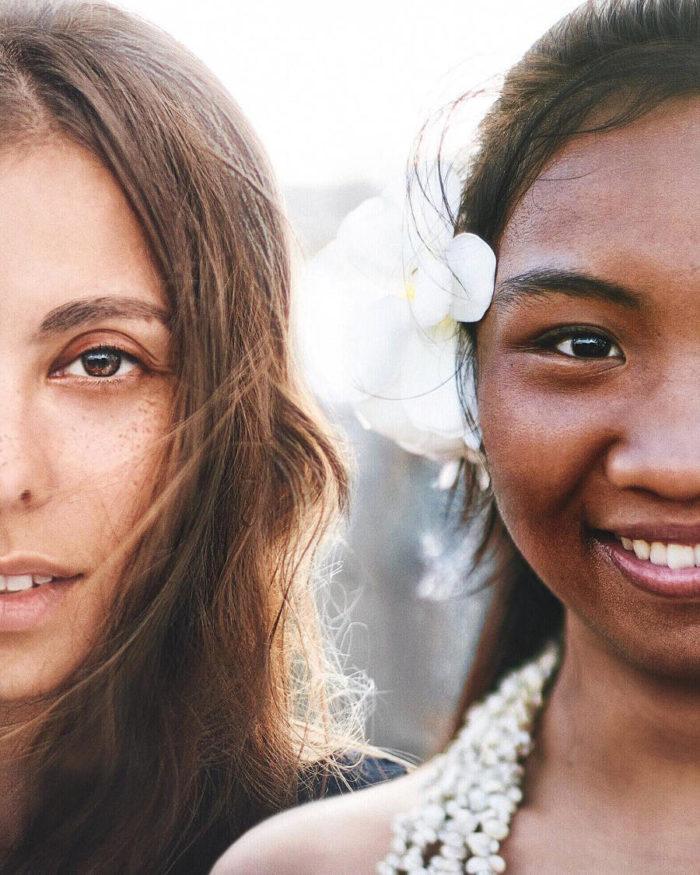 Foto di bellezze femminili nel mondo, Polina Brzhezinskaya