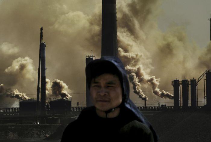 Fotoreporter Scomparso Lu Guang Cina