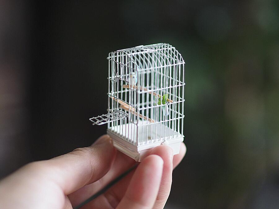 Oggetti Di Antiquariato In Miniatura Kiyomi