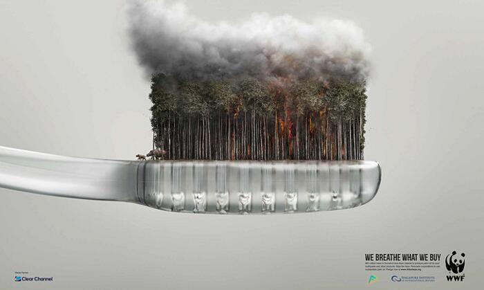 Pubblicità Progresso Ambiente