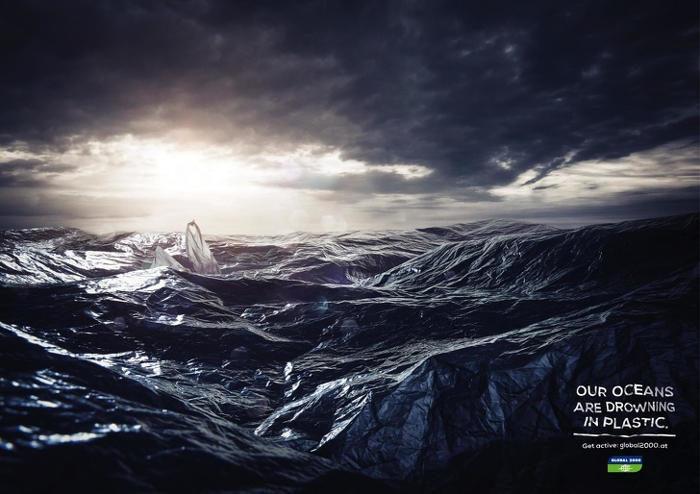 19 pubblicità progresso mostrano quanto sia in pericolo il mondo
