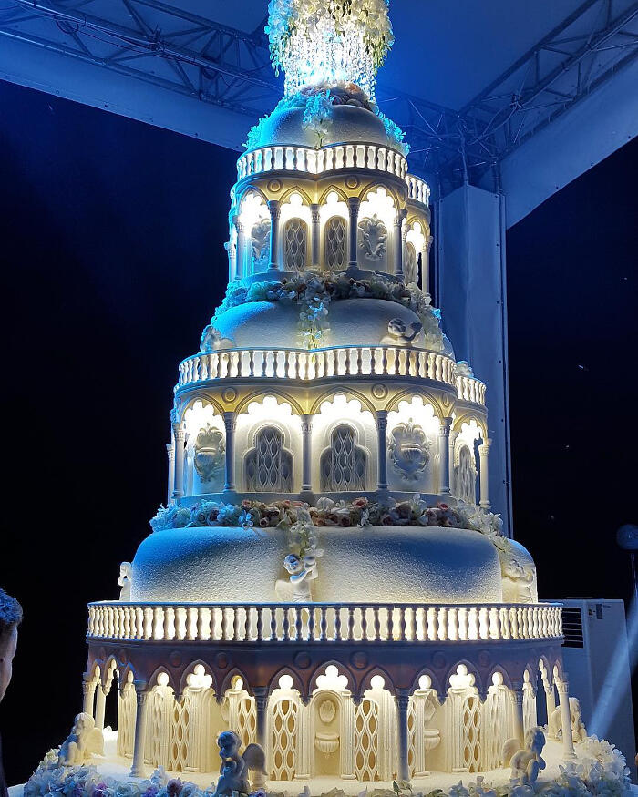 Bellissime torte decorate cake design Renat Agmazov