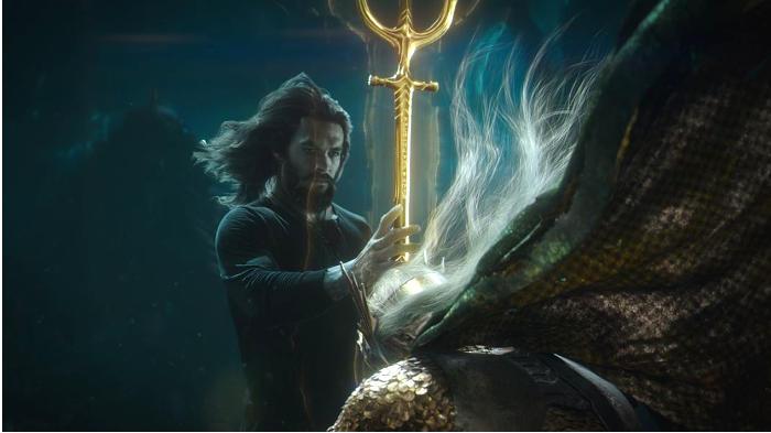 Aquaman Prima E Dopo Effetti Visivi