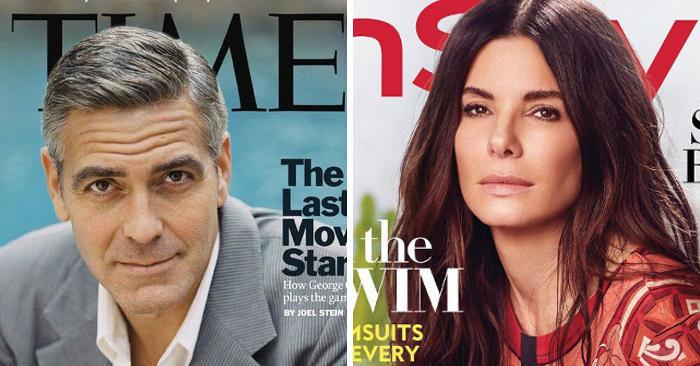 Ecco come appaiono uomini e donne over 50 sulle riviste, la differenza è sconcertante