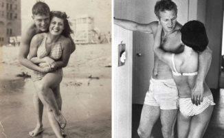 22 foto storiche dimostrano che i tempi cambiano ma l'amore no
