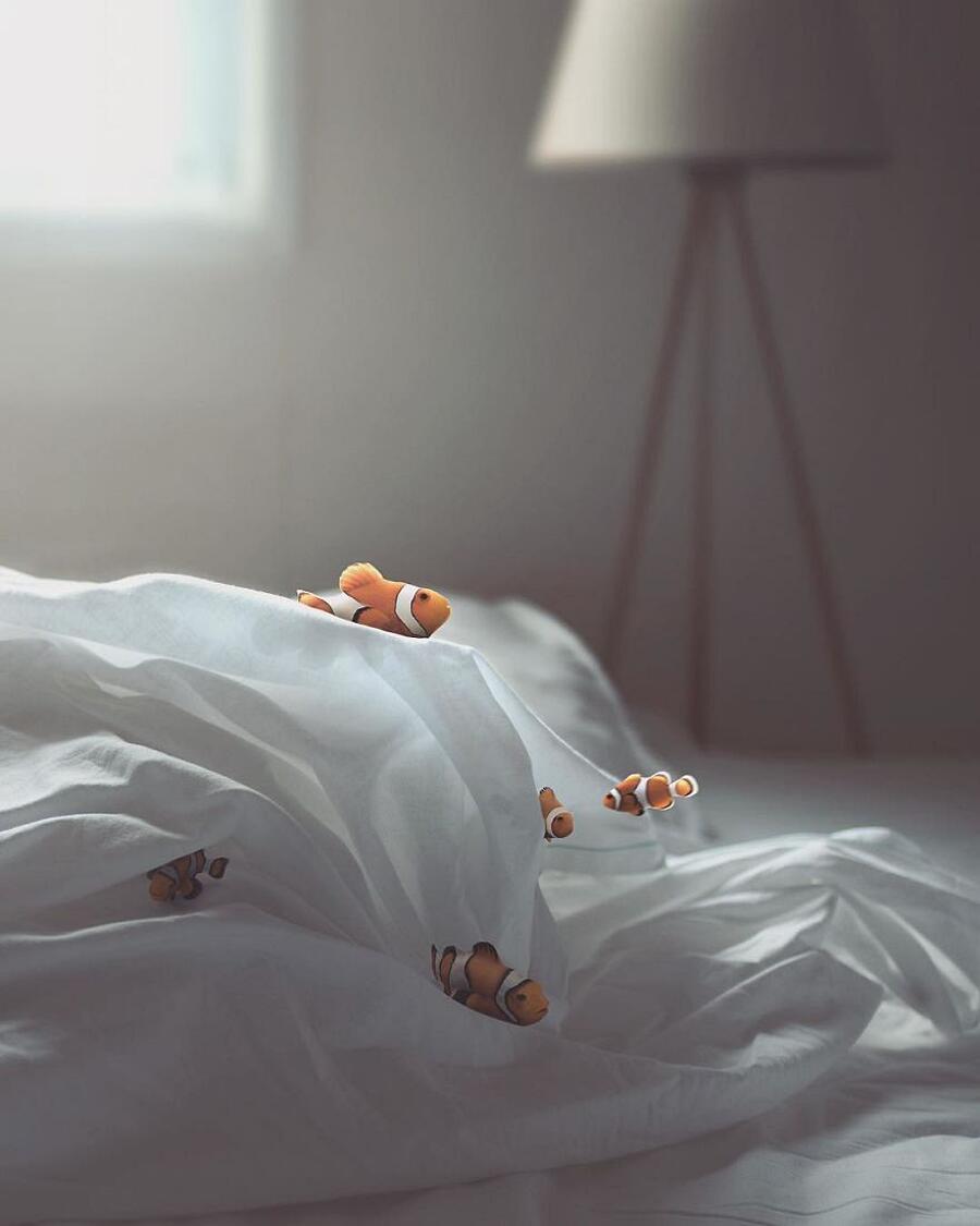 Foto Manipolazioni Immagini Surreali Zulkarnain Ismail