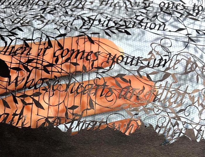 Opere D'Arte Con La Carta Esempi