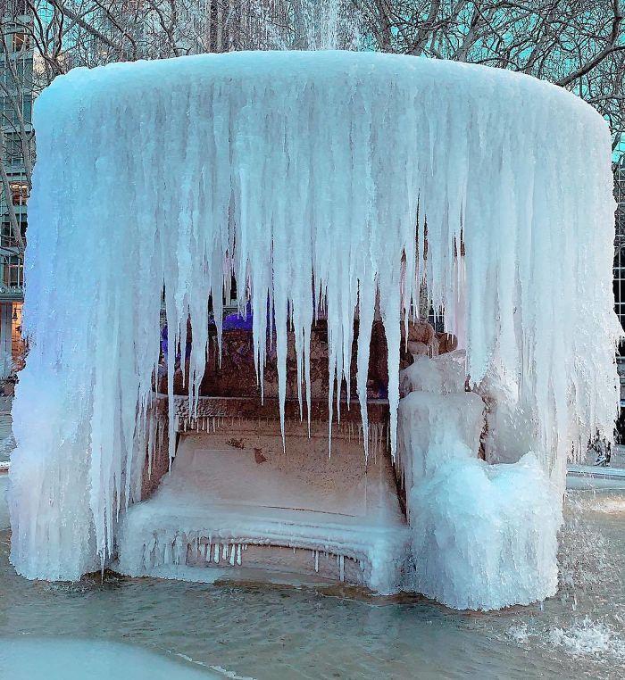 Foto Vortice Polare Stati Uniti