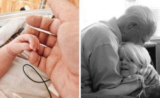 23 commoventi foto dimostrano che la famiglia è la migliore cosa sulla terra