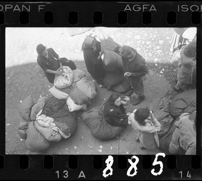 Foto Ghetto Ebraico Di Lodz Henryk Ross