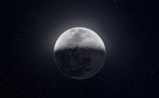 Scatta 50.000 foto per creare una sola splendida immagine della luna