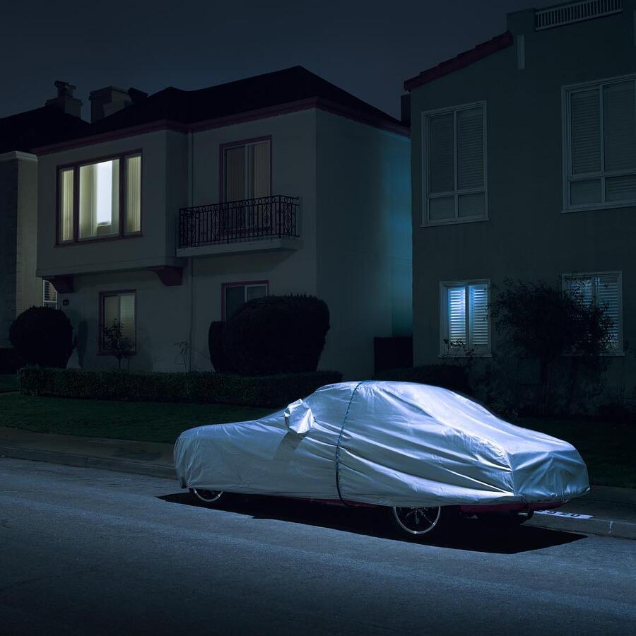 La misteriosa e cinematica fotografia notturna di Christopher Soukup