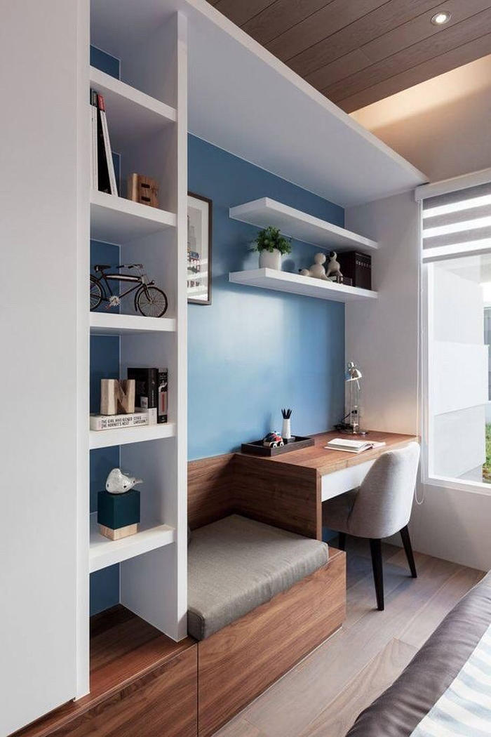 18 idee salvaspazio per rendere un piccolo appartamento for Idee appartamento