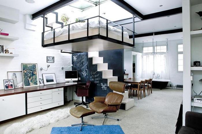 18 idee salvaspazio per rendere un piccolo appartamento più accogliente