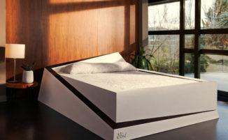 Ford ha inventato un materasso smart che ti tiene nel tuo lato del letto