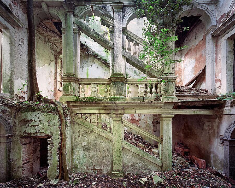 Foto Edifici Abbandonati Italia Thomas Jorion