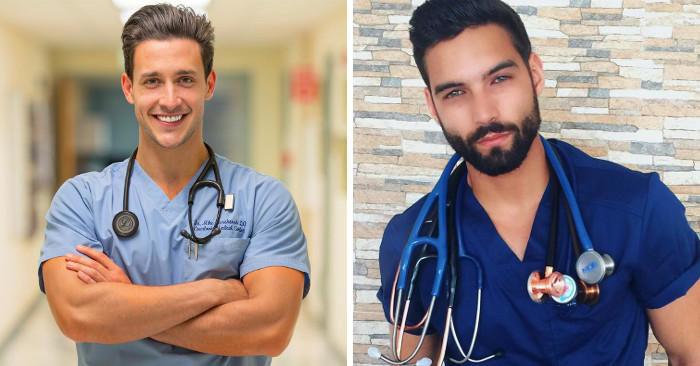 17 medici che oltre ad essere bravi sono anche sexy