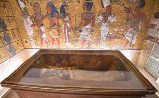29 incredibili nuove foto della tomba di Tutankhamon restaurata in tutta la sua gloria