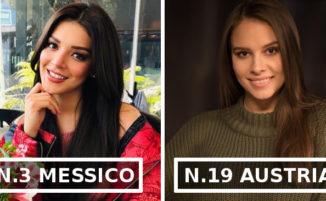 La classifica dei paesi con la più alta concentrazione di belle donne nel mondo