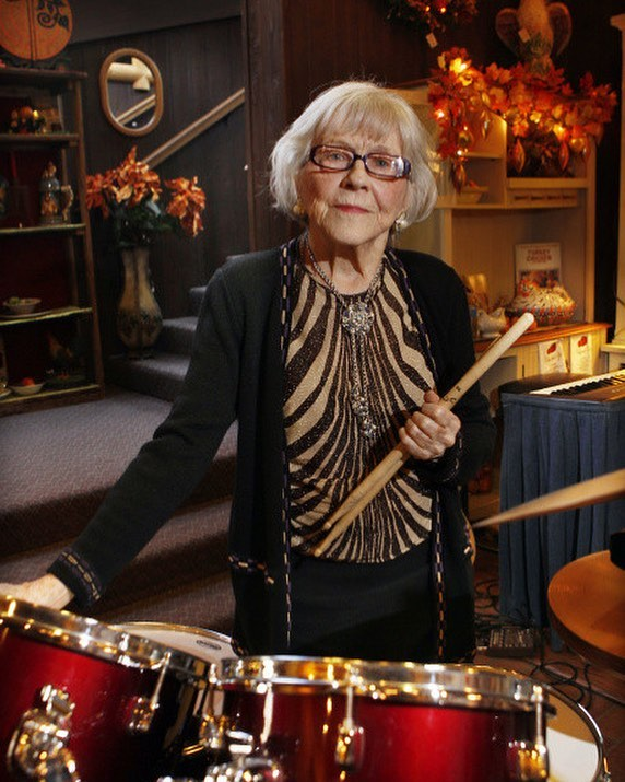 Viola Smith Batterista Centenaria