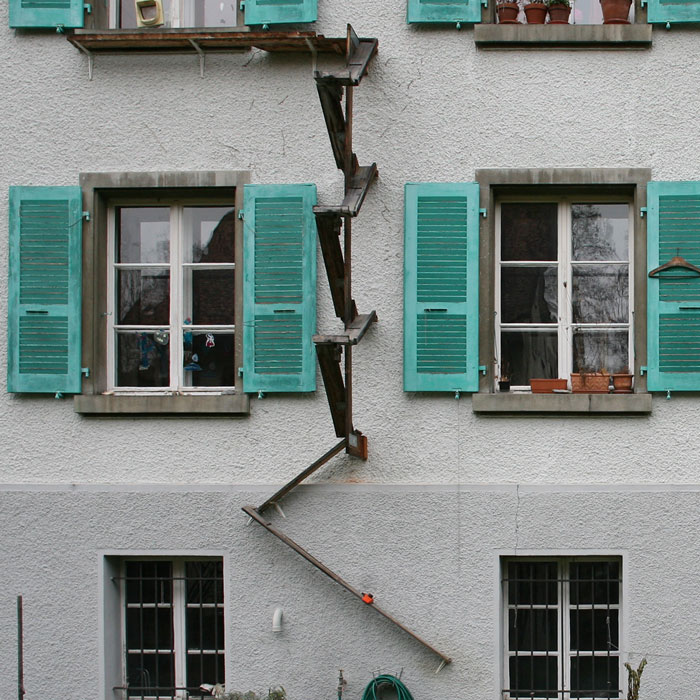 Scale per gatti in Svizzera, Swiss Cat Ladders, Brigitte Schuster