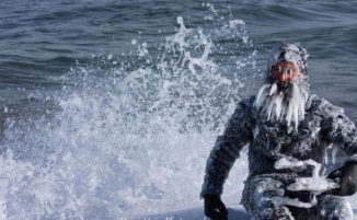 Fanno surf durante il vortice polare, ecco i risultati