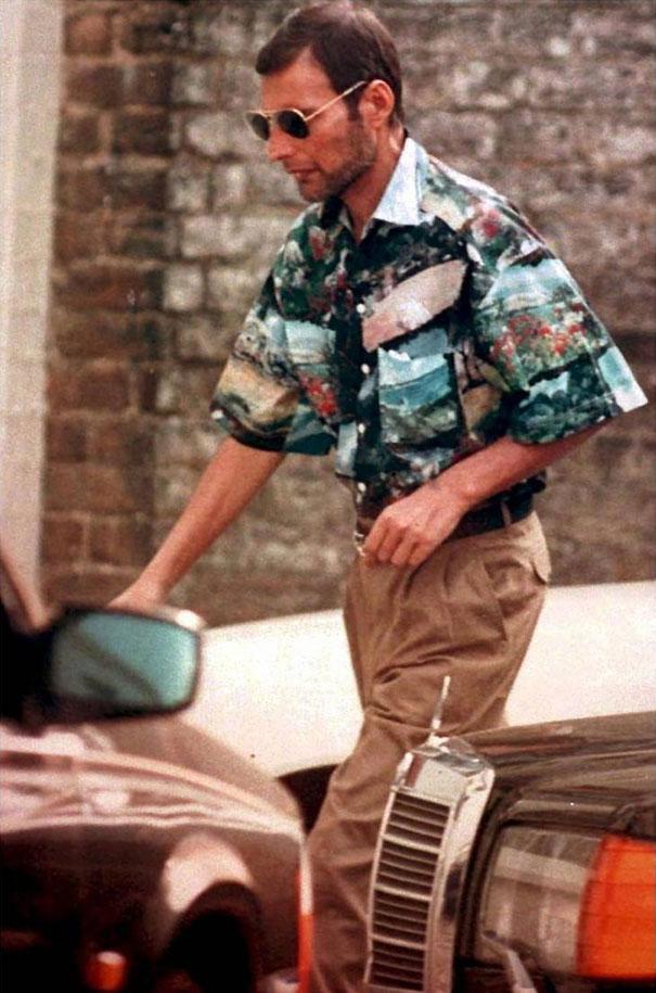 Ultime foto di Freddie Mercury prima di morire scattate dai paparazzi