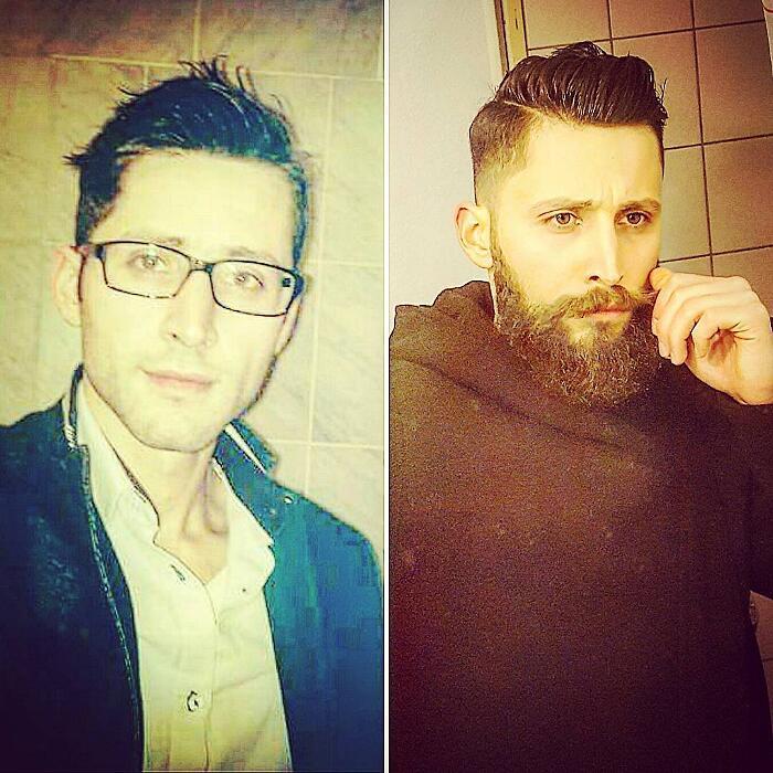 Foto Uomini Con Barba