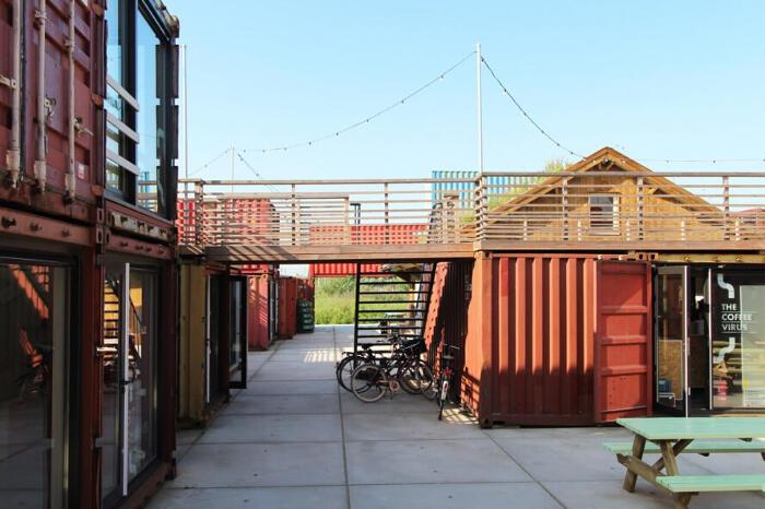 La Cargotecture, pro e contro delle case container
