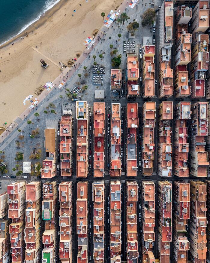 Foto Aeree Di Barcellona Márton Mogyorósy