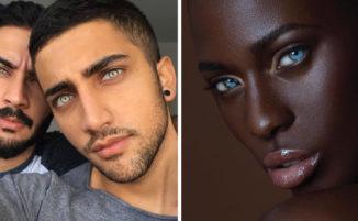 Sguardi ipnotizzanti: 21 persone con occhi dal colore davvero particolare